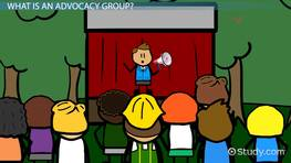 Advocacy Groups: Definition & Examples