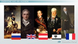 Congress of Vienna: Members, Objectives & Results