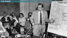 Senator Joseph McCarthy: Biography, Facts & Timeline