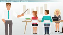 Facilitation Techniques for Leading an Effective Meeting