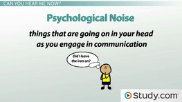 What is the Communication Process? - Definition & Steps