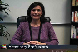 Video for Veterinary Studies Programs by Degree Level