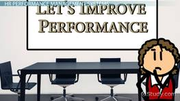 HR Performance Management Systems for Talent Development