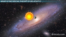 Einstein's Special Theory of Relativity: Analysis & Practice Problems