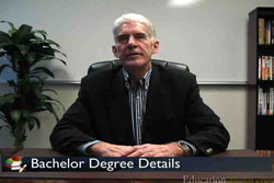 Bachelor Degree Details Video