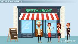 Restaurant Service: Standards, Etiquette & Training