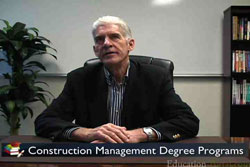 Video for Construction Science Degrees by Degree Program Level