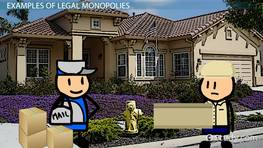 Legal Monopoly: Definition & Examples
