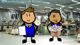 Work-in-Process Inventory Account: Definition & Example