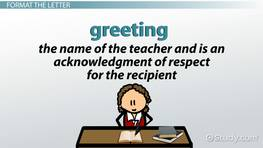 How to Write a Thank You Letter to a Teacher