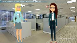 Skills for Building Business Relationships