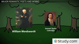 Introduction to Romantic Poetry: Overview of Authors and Works