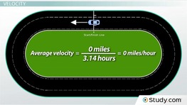 Speed and Velocity: Difference and Examples