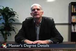 Video for Colleges and Universities Offering a Masters Degree in Literature