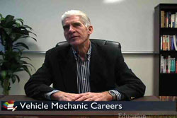 Video for Automotive Mechanic: Educational Requirements for a Career in Auto Mechanics and Repair Technology
