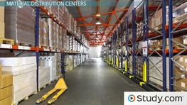 Local Distribution Companies & Material Distribution Centers