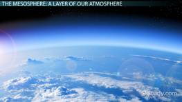 Mesosphere: Definition, Facts, Temperature & Characteristics