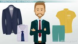 Expectations & Standards for Professionalism at Work