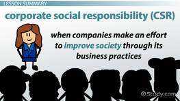Corporate Social Responsibility in the Hospitality Industry