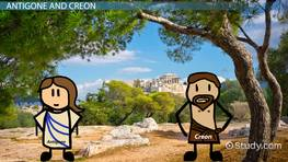 Antigone & Creon: Compare & Contrast