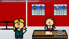 How to Manage a Differentiated Classroom