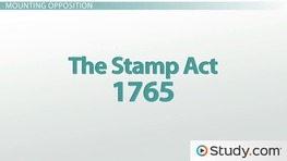 Sons Of Liberty Resistance To The Stamp Act And British Rule