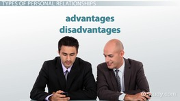 Personal Relationships in the Workplace: Definition & Explanation