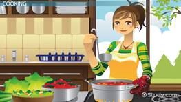 What is Food Preparation? - Definition & Types