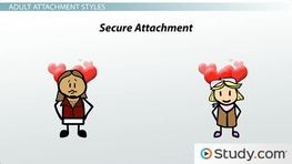 Attachment Styles: Positive/Negative, Fearful, Secure & More