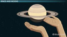 Facts About Saturn: Lesson for Kids