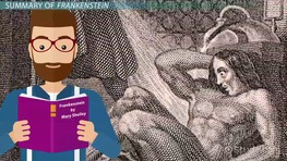 a literary analysis of victor in frankenstein by mary shelley How mary shelley portrays the theme of power throughout her novel  the overall power is in victor frankenstein's hands, an example of this is him going  was clearly influenced and took her influence from earlier literature.