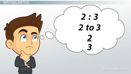 What is Ratio in Math? - Definition & Overview