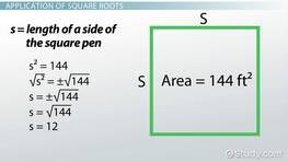 Product of Square Roots Rule: Definition & Example