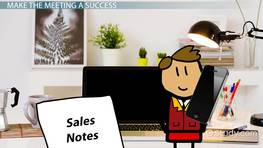 How to Create & Deliver a Sales Presentation