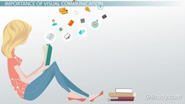 What Is Visual Communication? - Definition, History, Theory & Examples