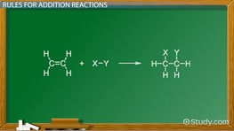 Addition Reaction: Definition & Example