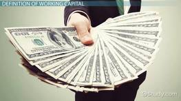 What Is Working Capital? - Definition & Formula