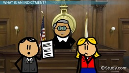 What is an Indictment? - Definition, Process & Example