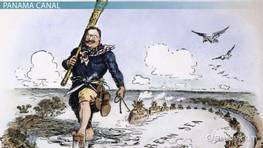 Roosevelt's Big Stick Diplomacy: Definition & Policy