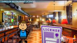 How to Get a Restaurant License