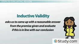 How to Evaluate Reasoning