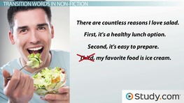 How to Write Strong Transitions and Transitional Sentences