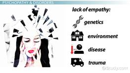 Lack of Empathy: Disorders, Signs & Causes