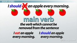 Auxiliary Verb: Definition & Examples