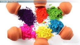 Monochromatic Color Definition monochromatic color: definition, schemes & examples - video
