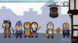 French Scene in Plays: Definition & Breakdown