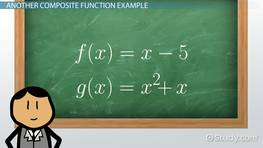 Composite Function: Definition & Examples
