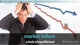 Market Failure: Definition & Causes