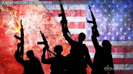 What Is Terrorism? - Definition, History, Types & Examples