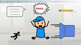 Functional Behavior Assessment: Definition U0026 Examples   Video U0026 Lesson  Transcript   Study.com